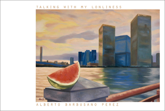 孤独と交える対話 キューバ人画家による油絵展 Perez