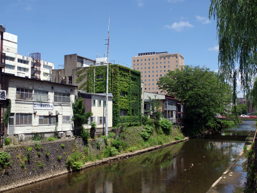 川反中央ビル ココラボラトリー