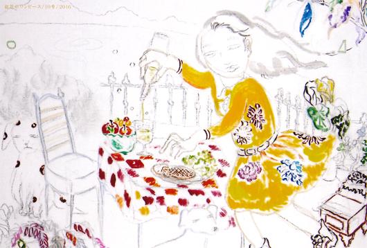 佐藤智子 絵画